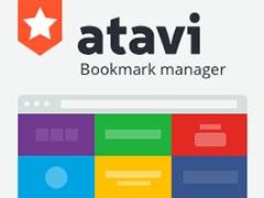 Atavi Bookmarks